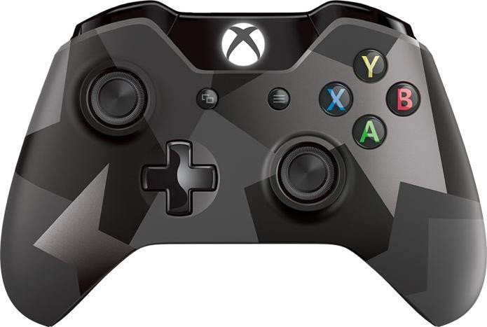 Microsoft Xbox One Wireless Controller Covert Forces Special Edition (Xbox One)