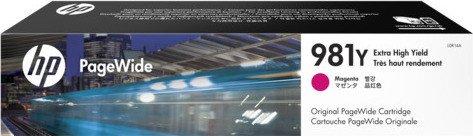 HP ink 981Y magenta extra high capacity (L0R14A)