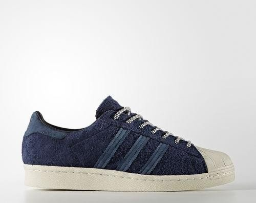 adidas superstar blue herren