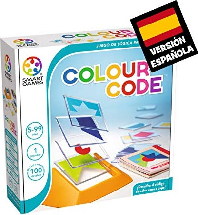 Colour Code -- przez Amazon Partnerprogramm