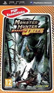 Monster Hunter - Freedom Unite (englisch) (PSP)