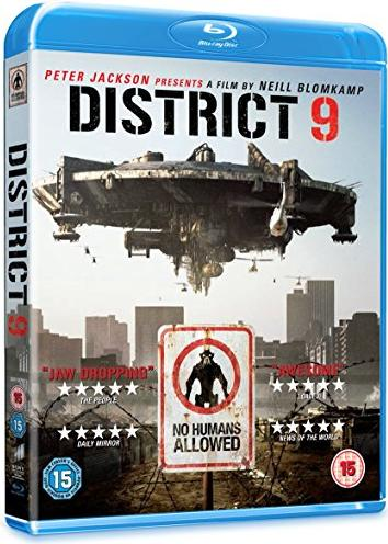 District  9 (Blu-ray) (UK) -- via Amazon Partnerprogramm