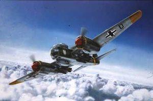 Revell Junkers Ju 88 A4/D-1 (04130)