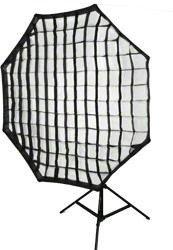 Walimex Pro Octagon Softbox Plus 150cm für Aurora/Bowens (16183)