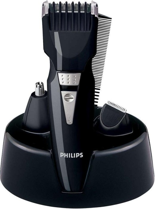 Philips QG3040 hair trimmer set rechargeable battery operation