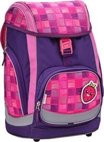 Belmil Comfy Pink & Purple Harmony Schultaschen-Set 3-tlg.