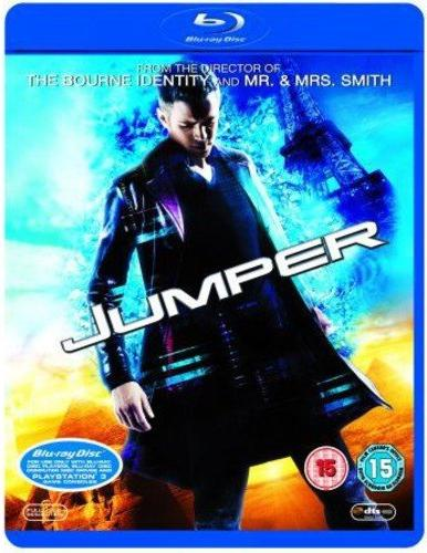 Jumper (Blu-ray) (UK) -- via Amazon Partnerprogramm