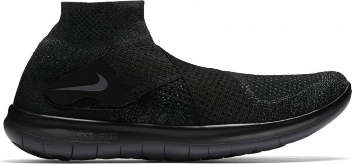 f62244ec8dc0 Nike Free RN Motion Flyknit 2017 black anthracite volt dark grey (men
