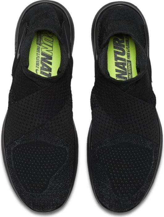 Nike Free RN Motion Flyknit 2017 blackanthracitevoltdark grey (Herren) (880845 003) ab ? 112,83