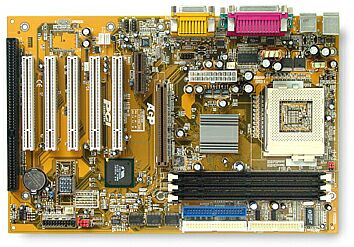 ENMIC 3VEX2+, Apollo Pro 133T (FC-PGA2)