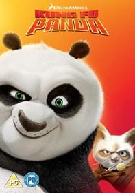 Kung Fu Panda (DVD) (UK)