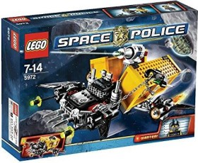 LEGO Space Police - Containerraub (5972)