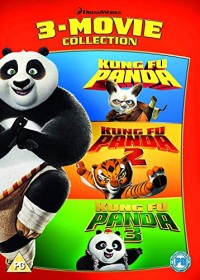 Kung Fu Panda (Special Editions) (DVD) (UK)