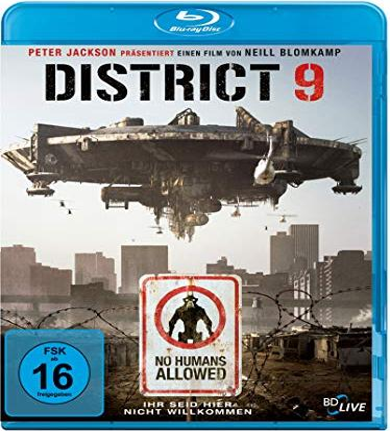 District 9 (Blu-ray) -- via Amazon Partnerprogramm