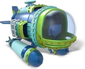 Skylanders: Superchargers - Figur Dive Bomber (Xbox 360/Xbox One/Wii/WiiU/PS3/PS4/3DS)