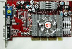 PowerColor Evil Commando 2, Radeon 9700, 128MB DDR, DVI, TV-out, AGP