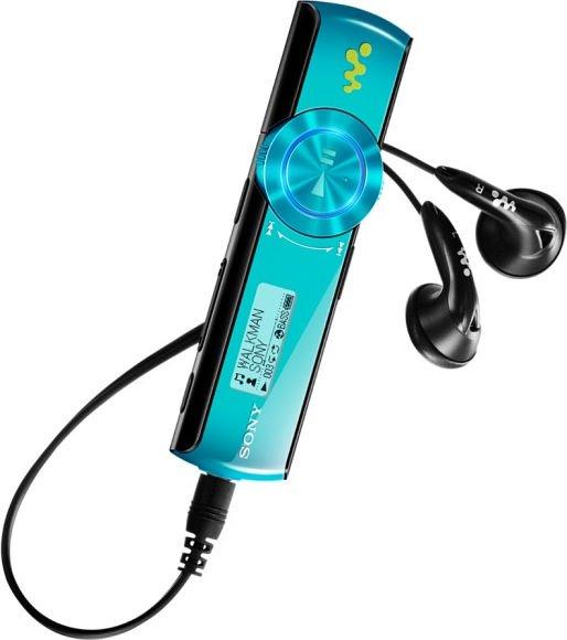 Sony NWZ-B173L blue 4GB