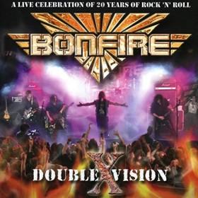 Bonfire - Double X Vision (DVD)