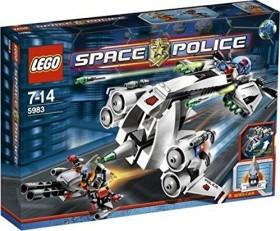 LEGO Space Police - SP-Raumgleiter (5983)