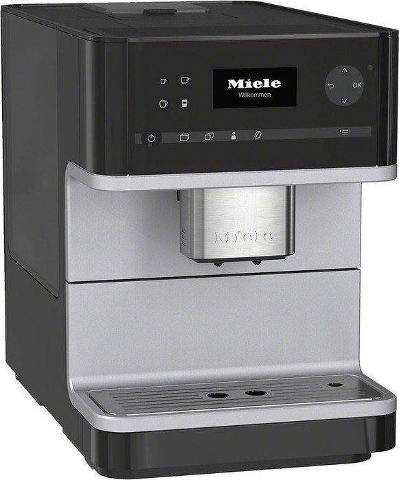 Miele CM 6110 ekspres do kawy automatyczny czarny obsydian