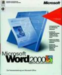 Microsoft: Word 2000 OEM/DSP/SB (deutsch) (PC)