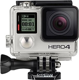 GoPro HERO4 Silver Edition (CHDHY-401) -- via Amazon Partnerprogramm