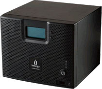 LenovoEMC StorCenter Pro ix4-200d 8TB, 1x Gb LAN (34564)