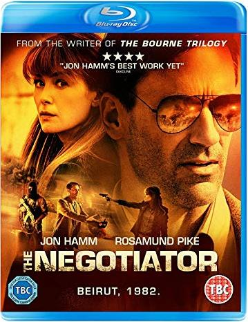 The Negotiator (Blu-ray) (UK) -- via Amazon Partnerprogramm