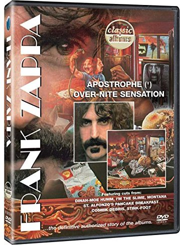 Frank Zappa - Classic Album: Apostrophe/Over-Nite Sensation -- via Amazon Partnerprogramm