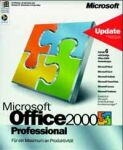 Microsoft Office 2000 Professional OEM/DSP/SB (German) (PC) (X03-89952)