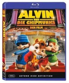 Alvin und die Chipmunks (Blu-ray)
