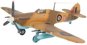Revell Hawker Hurricane Mk IIC (04144)