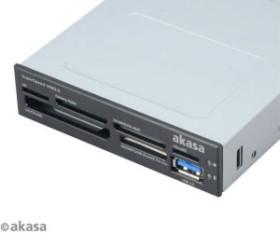 Akasa Internal Multi-Slot-Cardreader, USB 3.0 19-Pin Stecksockel [Stecker] (AK-ICR-14)