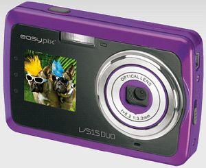 Easypix V515 violett