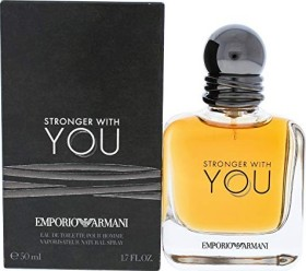 Giorgio Armani Stronger with you Eau de Toilette, 50ml