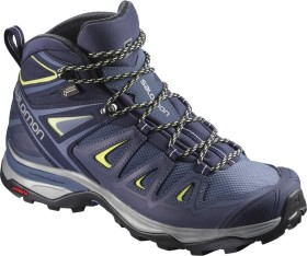 Salomon X Ultra 3 Mid GTX crown blue/evening/lime (Damen) (398691)