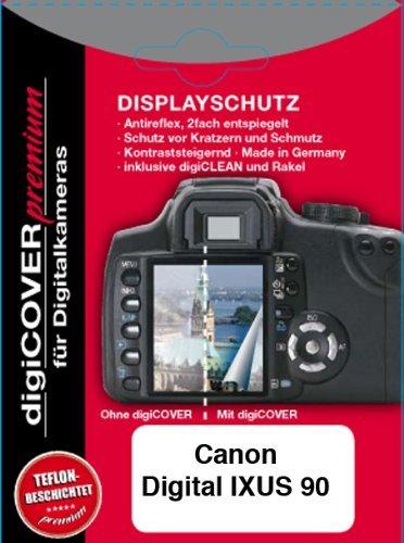 S&M Rehberg Digi-Cover LCD-Schutzfolie für Canon Ixus (verschiedene Modelle) -- via Amazon Partnerprogramm