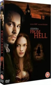 From Hell (DVD) (UK)