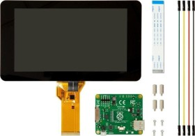 Raspberry Pi Display 7""