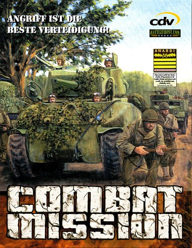 Combat Mission (deutsch) (PC) -- via Amazon Partnerprogramm