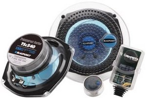 Blaupunkt TSc 540, 2-way, 150W