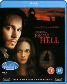 From Hell (Blu-ray) (UK)