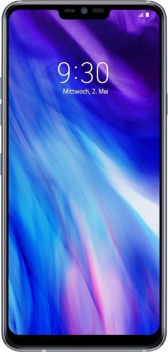 LG Electronics G7 ThinQ LMG710EM grau