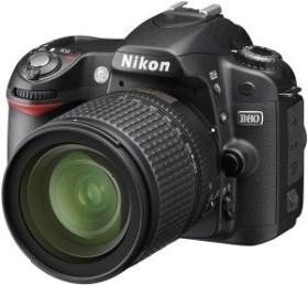 Nikon D80 schwarz mit Objektiv AF-S DX 18-135mm 3.5-5.6G IF-ED (VBA140K001)