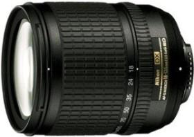 Nikon AF-S DX 18-135mm 3.5-5.6G IF-ED schwarz (JAA796DA)