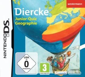 Diercke Junior-Quiz Geographie (DS)
