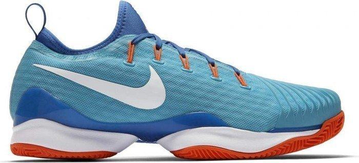 new style 18255 25a39 Nike Air Zoom Ultra React Clay polarised bluemedium bluehyper orangewhite