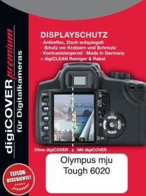 S&M Rehberg Digi-Cover LCD-Schutzfolie für Olympus µ (verschiedene Modelle)