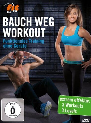 Fitness: Fit For Fun - Bauch Weg -- via Amazon Partnerprogramm
