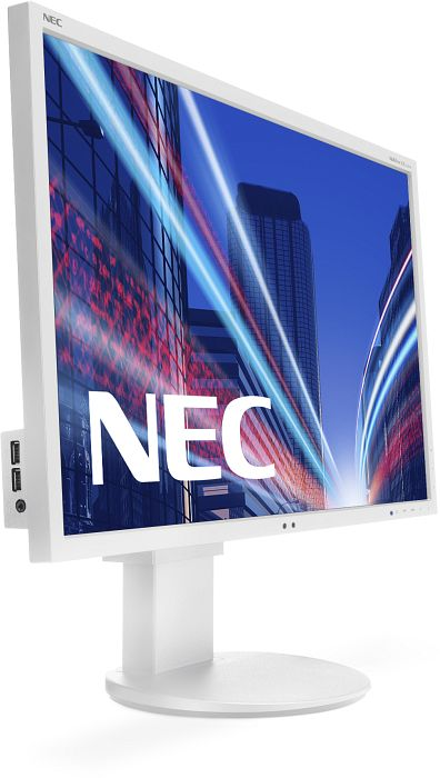 "NEC MultiSync EA243WM white, 24"" (60003157)"